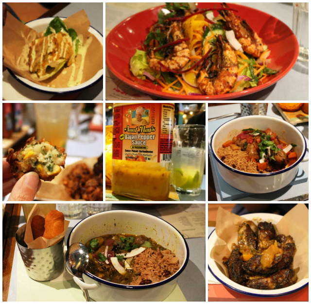 Main course Collage
