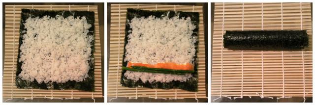 sushi-collage