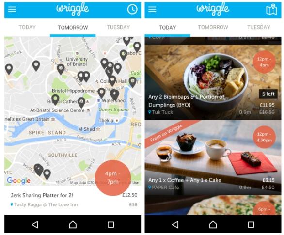 wriggle-screenshots-collage